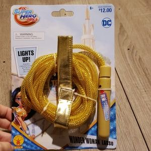$5 with bundle! Wonder Woman Light-Up Lasso